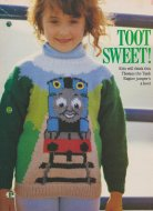 Children's Thomas the Tank character picture jumper