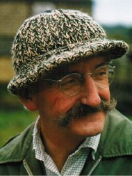 Man's traditional country hat