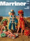 3 crochet beach outfits for Barbie / Sindy