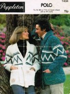 Great 70's Starsky and Hutch cardigans - 34 - 44""