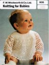 Crochet baby angel top and pants