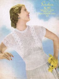 Unusual vintage 1950's lace summer top