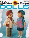 Cool doll's clothes , beret & bags from the 70's
