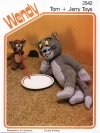 Tom & Jerry character toys