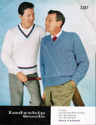 Men's cricket style V-neck jumper