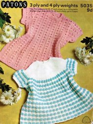2 baby tunic style dresses