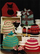 Windmill tea cosy - 5 cosies to knit and crochet