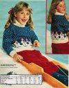 Children's Christmas snowman jumper 3