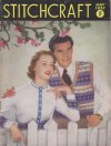 Fantastic 50's fair isle his n hers cardigan and slipover