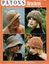 2 knitted & 2 crochet hats