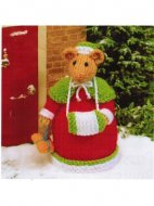 Carol singing mouse toy.