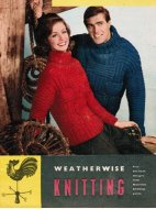 Chunky saddle shoulder polo necks for him and her