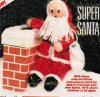 Funny little Father Christmas toy / Santa doll
