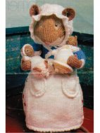 Brambly Hedge Poppy mouse and babies toys