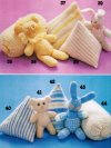 Set of baby toys & cushions