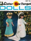 Wedding & bridesmaid dolls' dresses