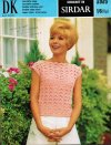Simple crochet summer top