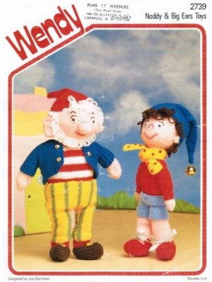 Noddy and Big Ears toys