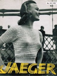 1940's short sleeved summer jumper