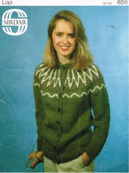 Fair Isle Navajo Alpine Nordic Patterns Galore Vintage Knitting