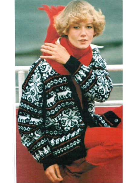 Christmas Jumpers Patterns Galore Vintage Knitting Patterns