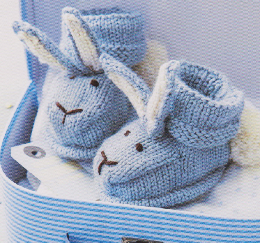 Cute little baby bunny rabbit boots/ slippers